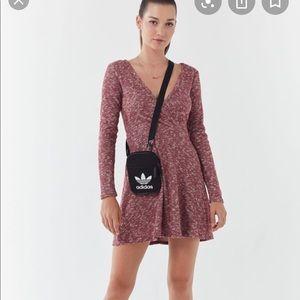 Urban Outfitters Caroline Cozy Wrap Dress